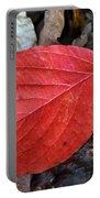Dogwood Leaf Portable Battery Charger
