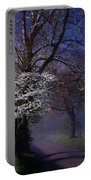 Dogwood Morning Portable Battery Charger