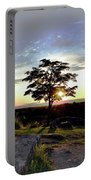 Dogwood On Little Round Top Portable Battery Charger