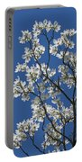 Dogwood Tree In Spring Portable Battery Charger