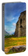 Dolbadarn Castle  Portable Battery Charger