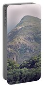 Dolbadarn Castle Close To Llanberis Pass Portable Battery Charger