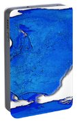 Dolphin World Map Portable Battery Charger