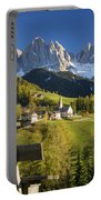 Dolomites View Portable Battery Charger