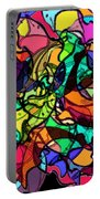 Dolphin Kaleidoscope Portable Battery Charger