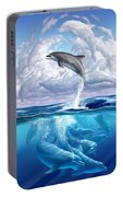 Dolphonic Symphony Portable Battery Charger