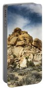 Dome Rock - Joshua Tree National Park Portable Battery Charger