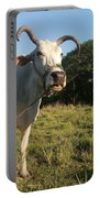 Domestic Animal 02 Portable Battery Charger