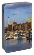 Domino Sugars Sign Portable Battery Charger