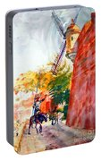 Don Quixote In San Juan Portable Battery Charger