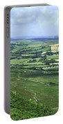 Donegal Patchwork Farmland Portable Battery Charger
