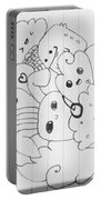 Doodle Portable Battery Charger
