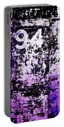 Door 94 Perception Portable Battery Charger by Bob Orsillo