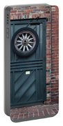 Door And Wheel Portable Battery Charger