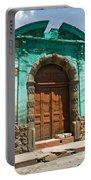 Doorway Quezaltenango Guatemala 1 Portable Battery Charger