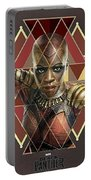 Dora Milaje Portable Battery Charger