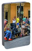 Doreen's Jazz New Orleans 2 Portable Battery Charger