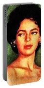 Dorothy Dandridge, Vintage Hollywood Legend Portable Battery Charger