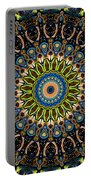 Dotted Wishes No. 4 Kaleidoscope Portable Battery Charger