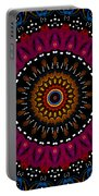 Dotted Wishes No. 5 Kaleidoscope Portable Battery Charger