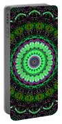 Dotted Wishes No. 6 Kaleidoscope Portable Battery Charger