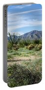 Double Barrel Cactus Portable Battery Charger