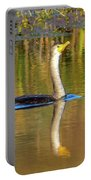 Double-crested Cormorant - 2 Portable Battery Charger