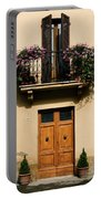 Double Doors And Balcony Portable Battery Charger