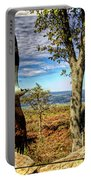 Double Exposure Osprey And High Point Nj Portable Battery Charger