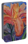 Double Lily Portable Battery Charger