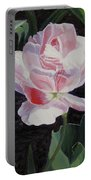 Double Sassy Tulip Portable Battery Charger