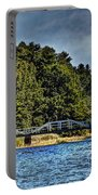Doubling Point Lighthouse Portable Battery Charger