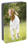 Dougie The Goat Portable Battery Charger