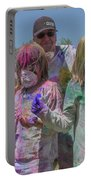 Doused With Color 3 Portable Battery Charger