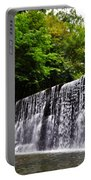 Dove Lake Waterfall Portable Battery Charger