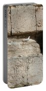 Dove On The Kotel Portable Battery Charger