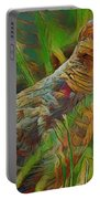 Dove Painterly Portable Battery Charger