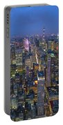 Down In The City  Portable Battery Charger