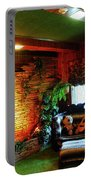 Down In The Jungle Room Portable Battery Charger