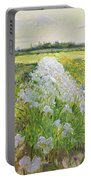 Down The Line Portable Battery Charger by Timothy Easton