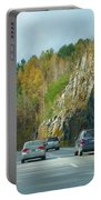 Down The Road On Route 89 Portable Battery Charger