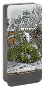 Down Trees Portable Battery Charger