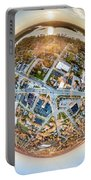 Downtown Mukwonago Little Planet Portable Battery Charger