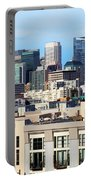 Downtown San Francisco Portable Battery Charger