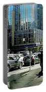 Downtown Seattle Portable Battery Charger