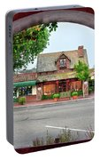 Downtown Solvang Portable Battery Charger