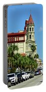 Downtown St Augustine Portable Battery Charger