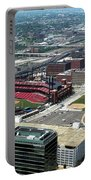 Downtown St. Louis 2 Portable Battery Charger