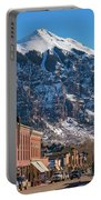 Downtown Telluride Portable Battery Charger