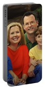Dr. Devon Ballard And Family Portable Battery Charger